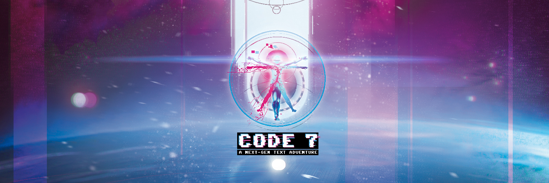 Code 7 Key Art by Paul Kolvenbach