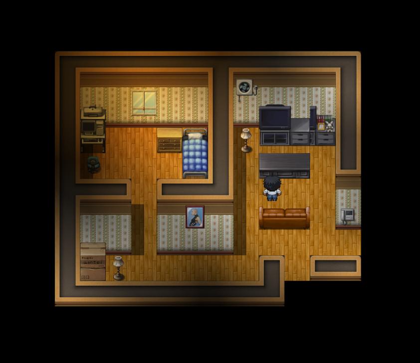 Screenshot in game