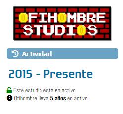 Ofihombre Studios in Devuego