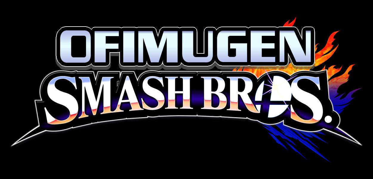 Ofimugen Smash Bros  title
