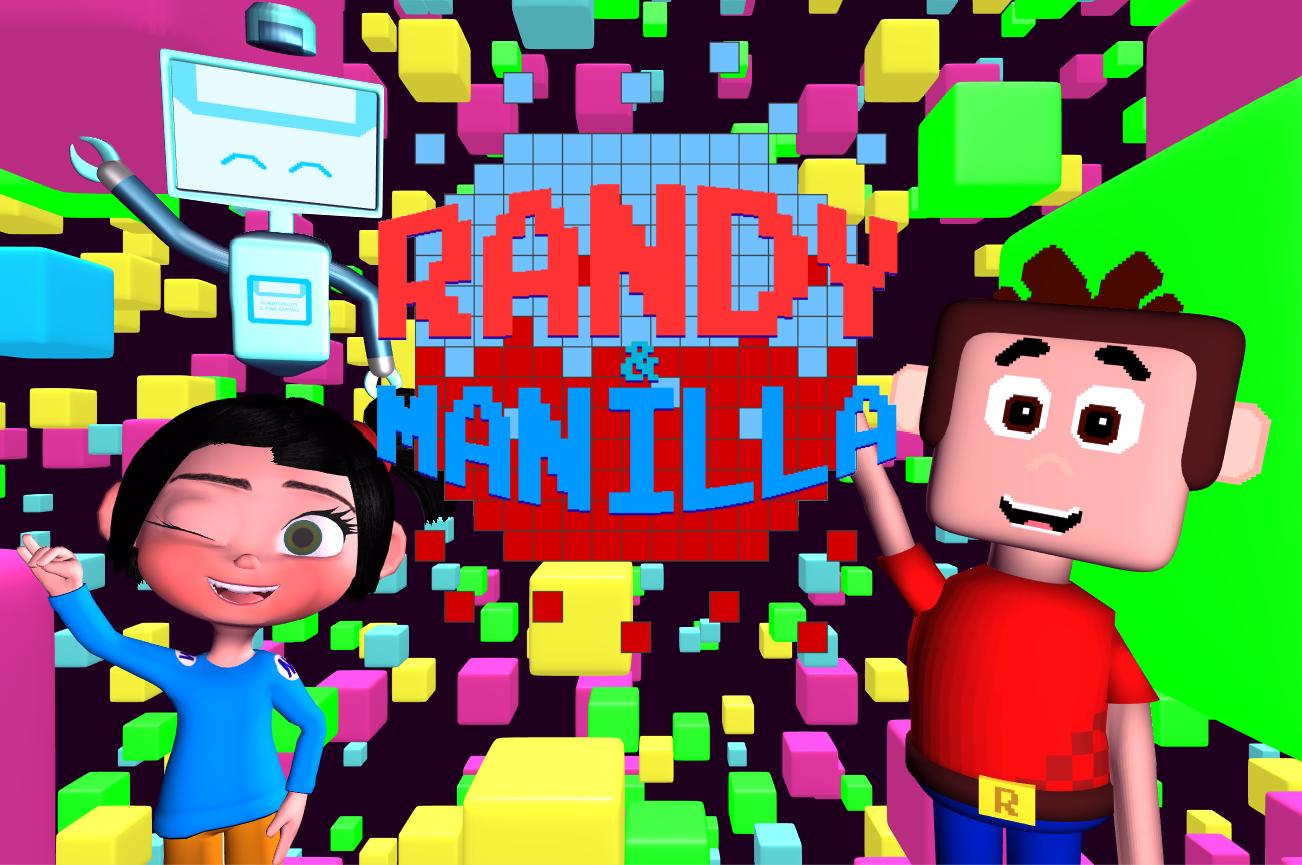 Randy Manilla game cover