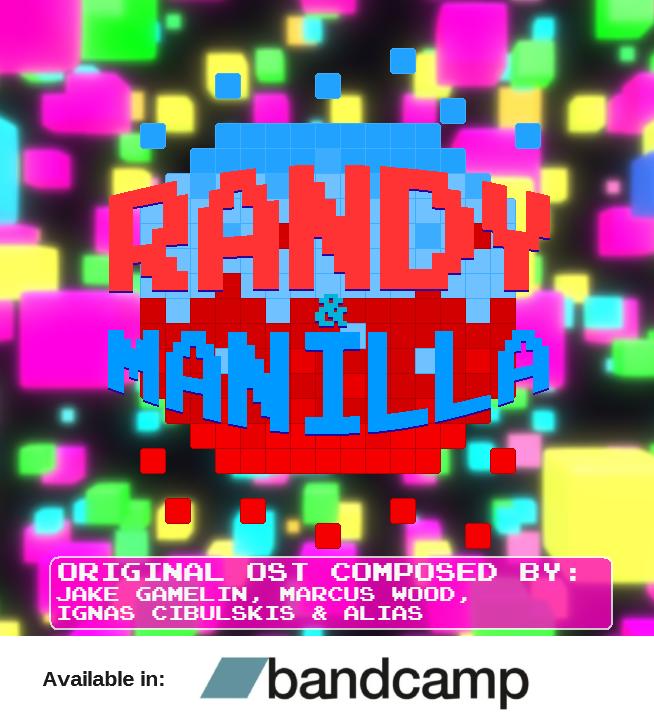 Randy Manilla ost in bandcamp
