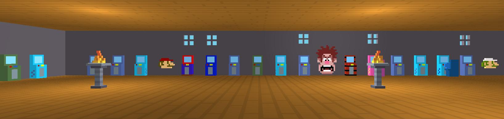 Vloxelworld arcade 0 6