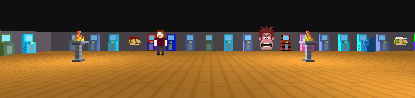 vloxelworld arcade
