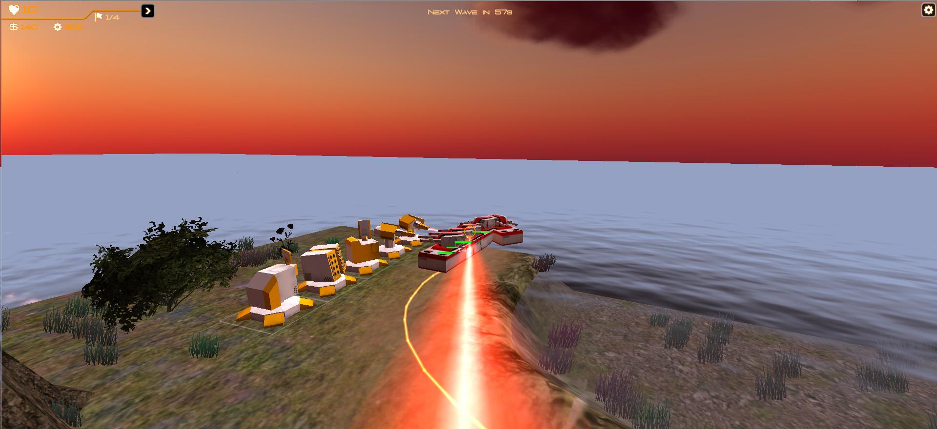 Bigtree gameplay FPS