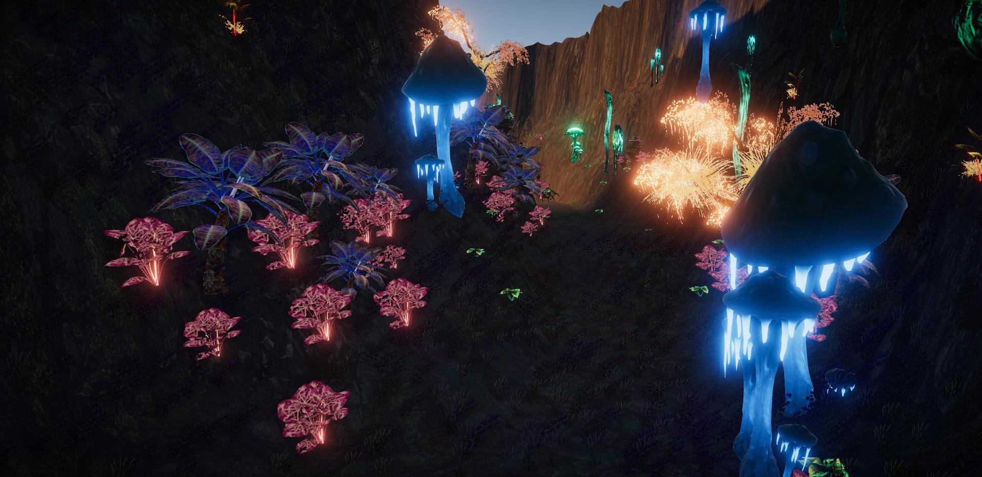 Tower Defense Alien SciFi World