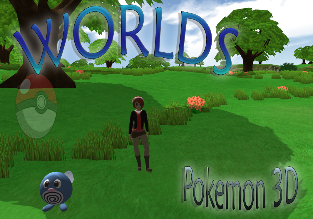 Worlds pokemon 3d first zone news mod db - Pokemon 3d download ...