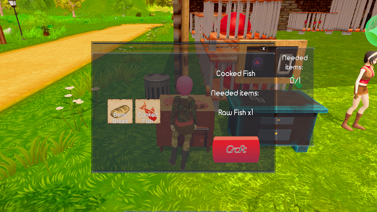 Fishing Cook