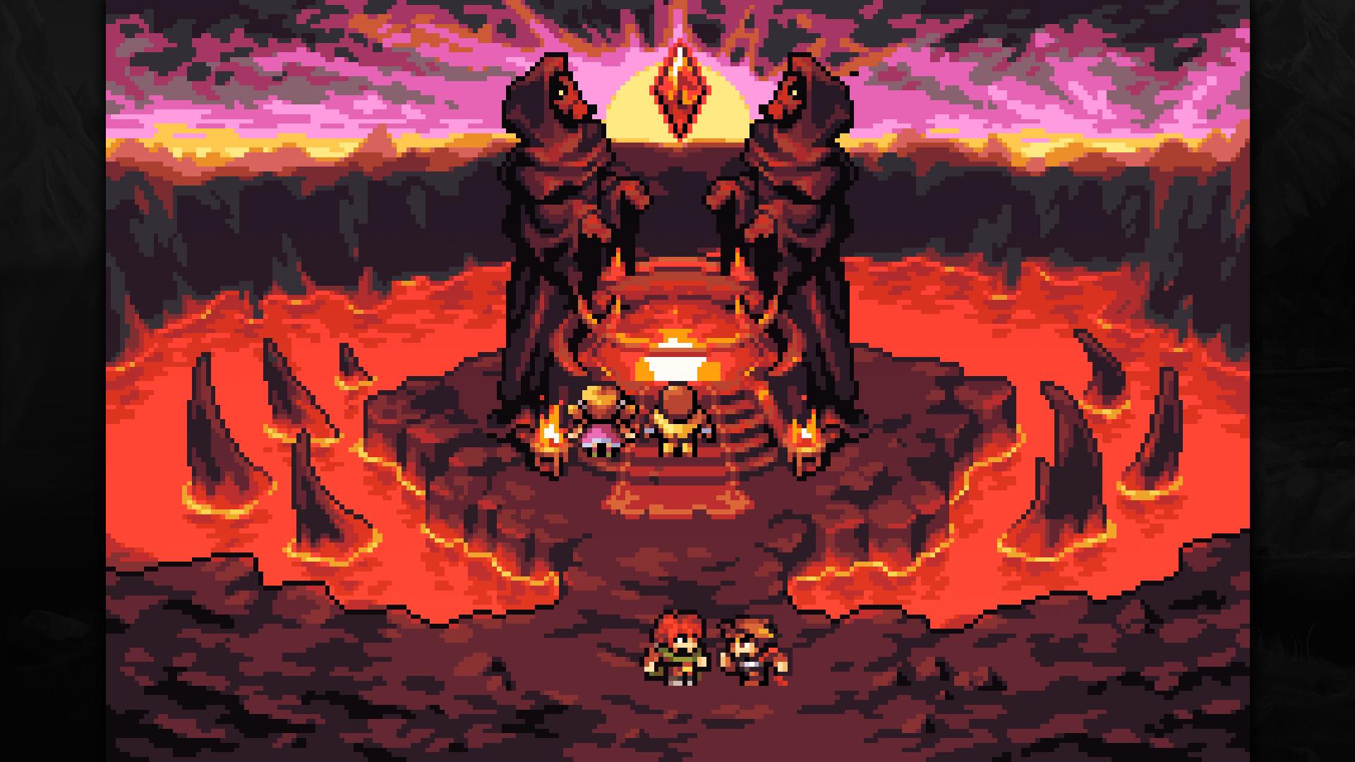 magma altar