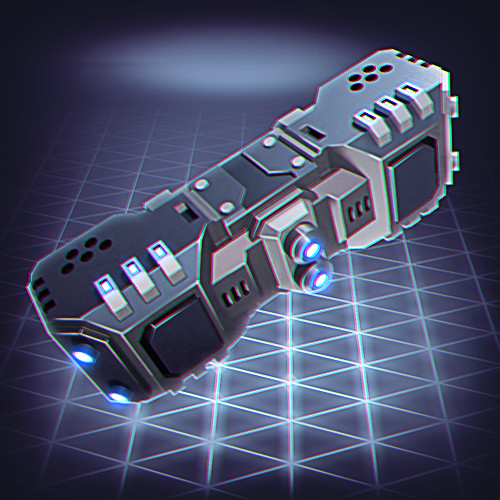 laser battery blueprint