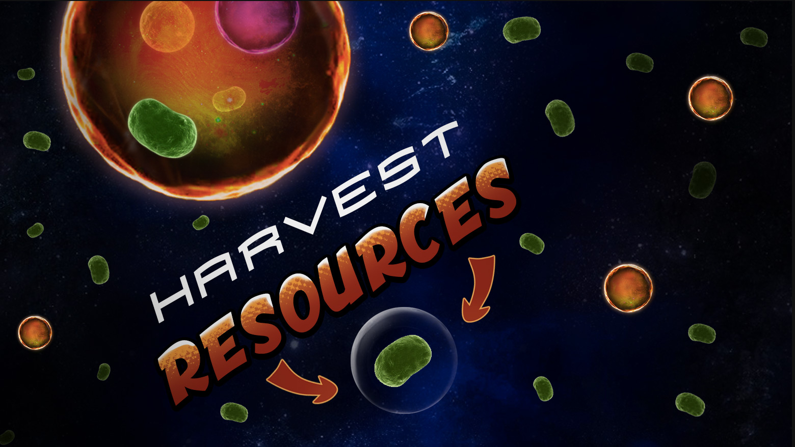 Harvest resources