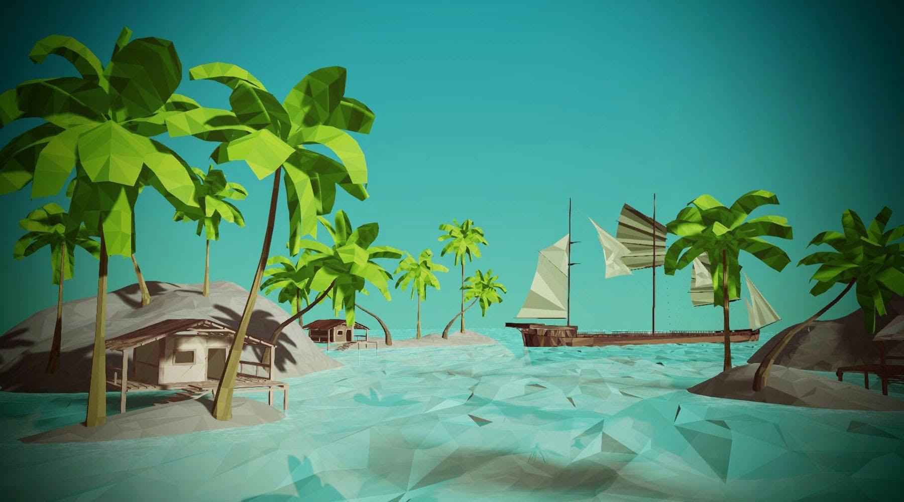 Tropical planet