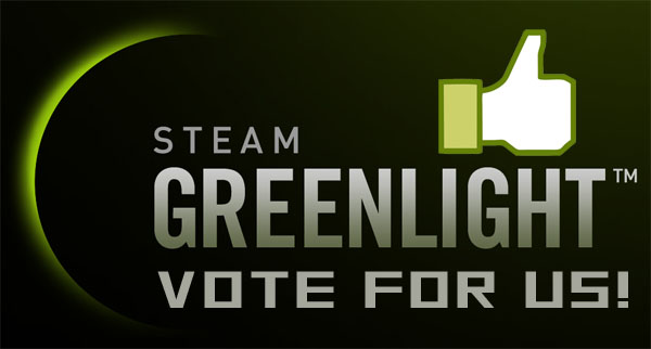 Steam Greenlight Thumbs Up