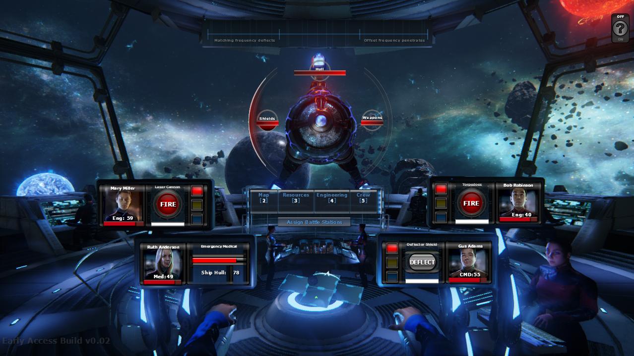 Updated Combat UI