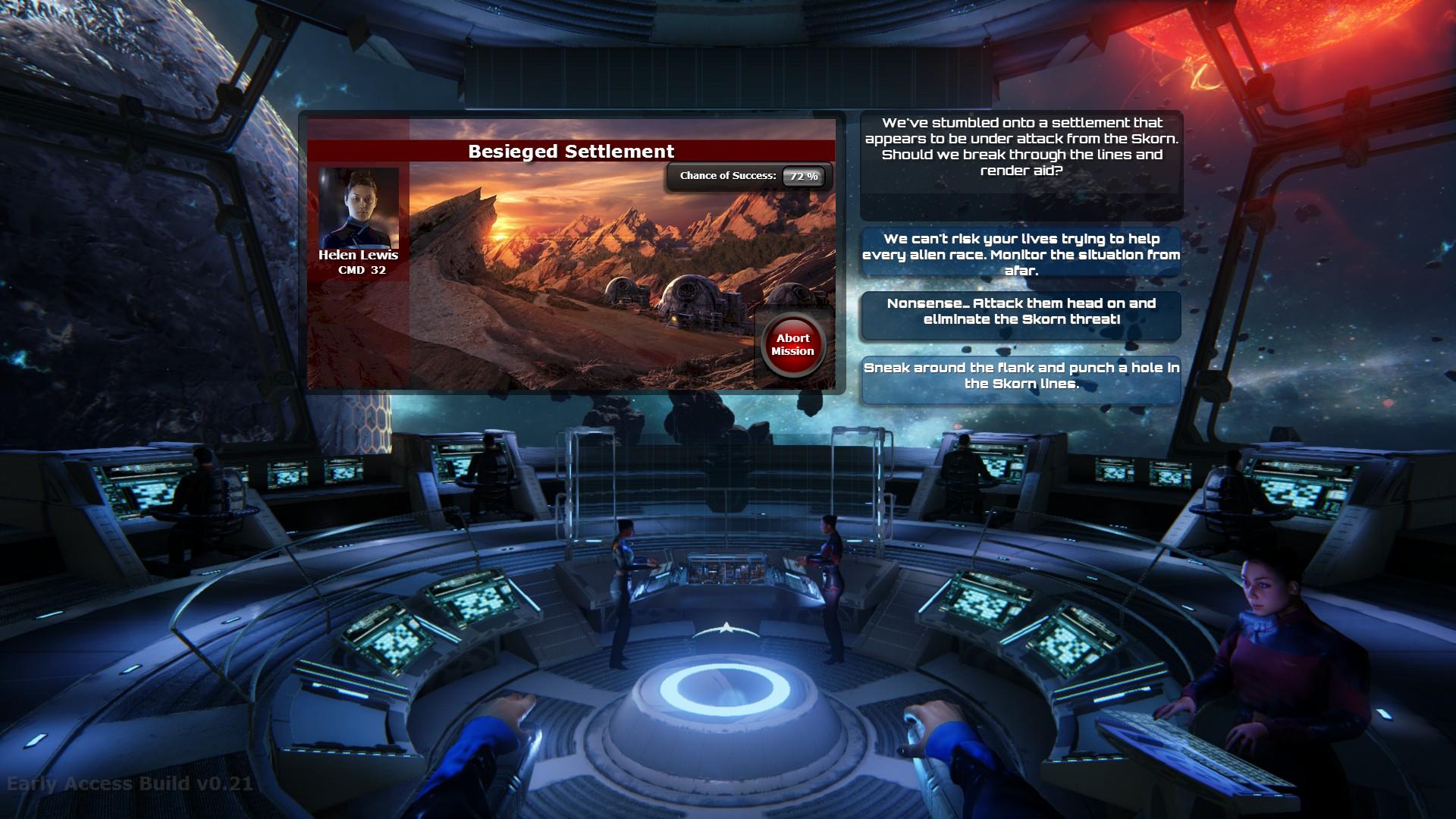 Shuttle Mission Overhaul WIP