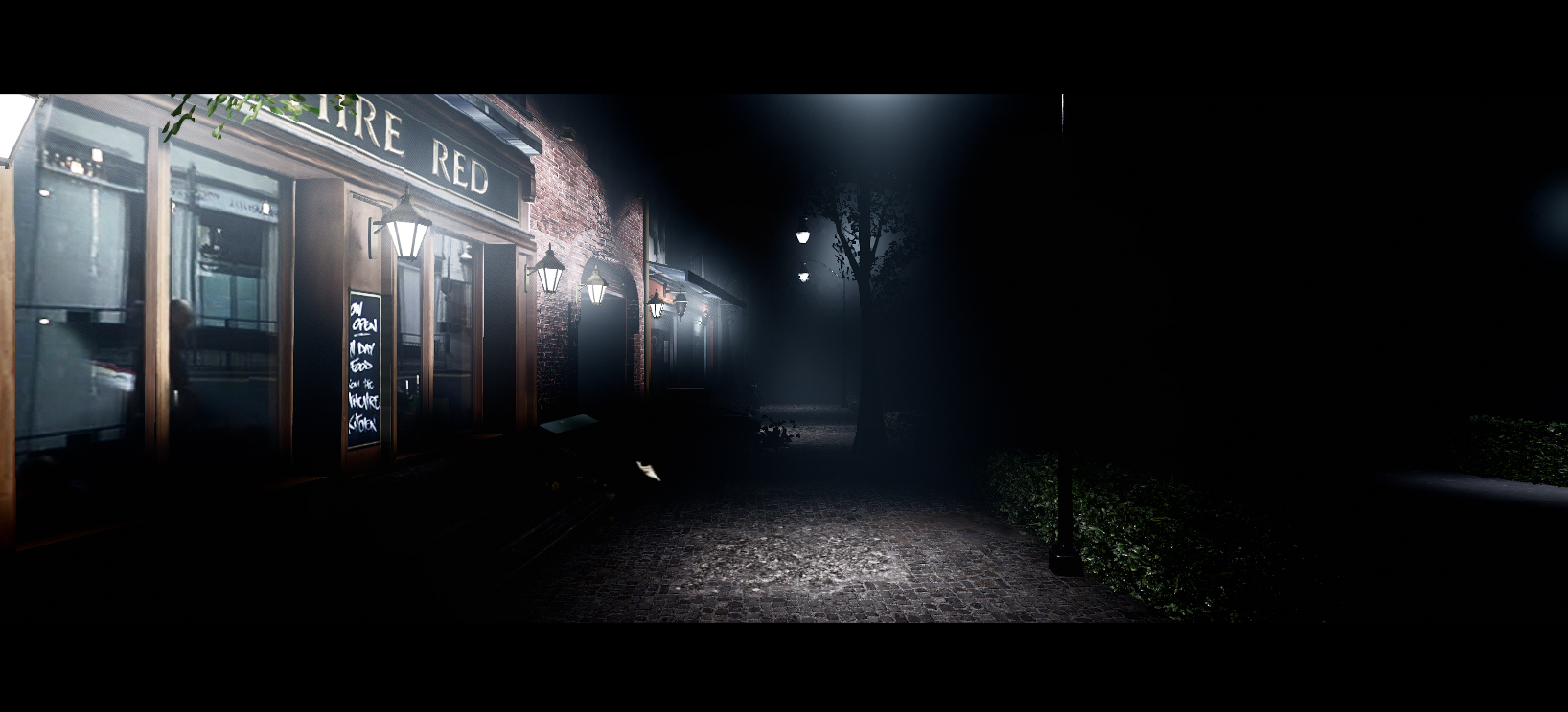Darkness Anomaly Indie Horror
