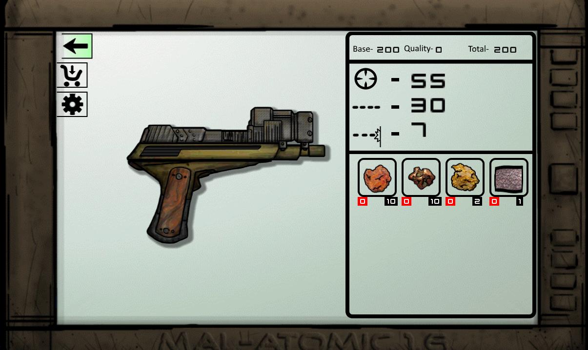 Gun Screen