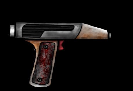 Pistol Laser Weak Base Large