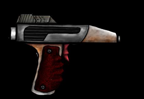 Pistol Laser Weak HighEnd