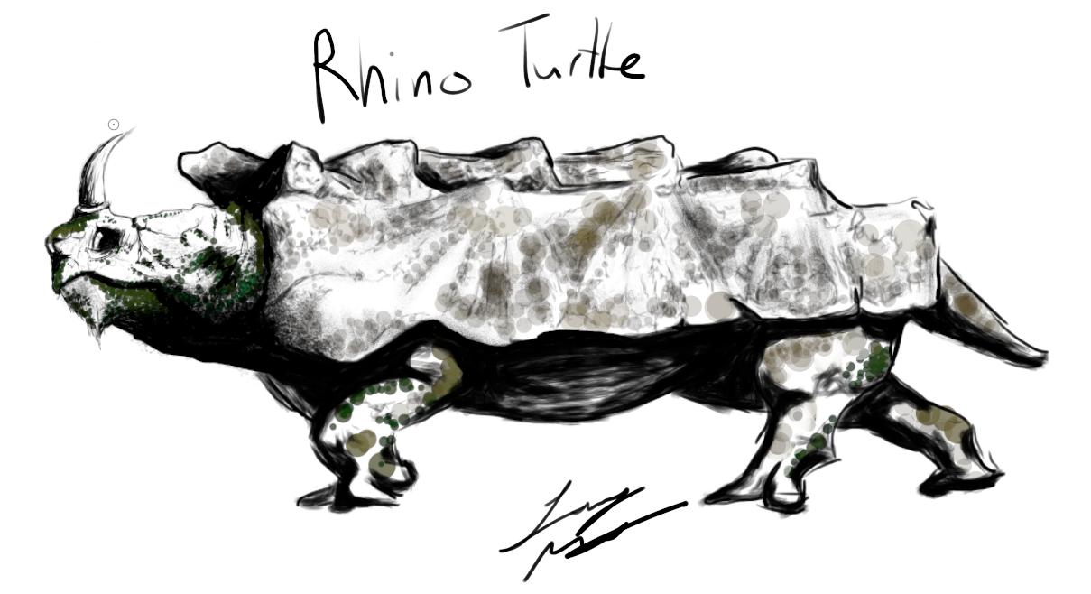 RhinoTurtle