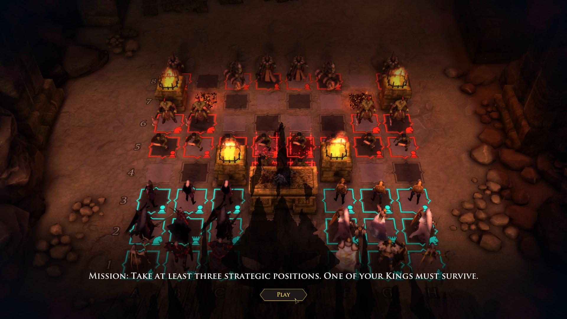 Chessaria Chess Hardcore 3