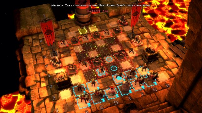 Chessaria Chess VideoGame Screenshot