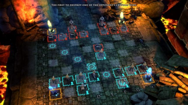 Chessaria Chess Video Game Screenshot
