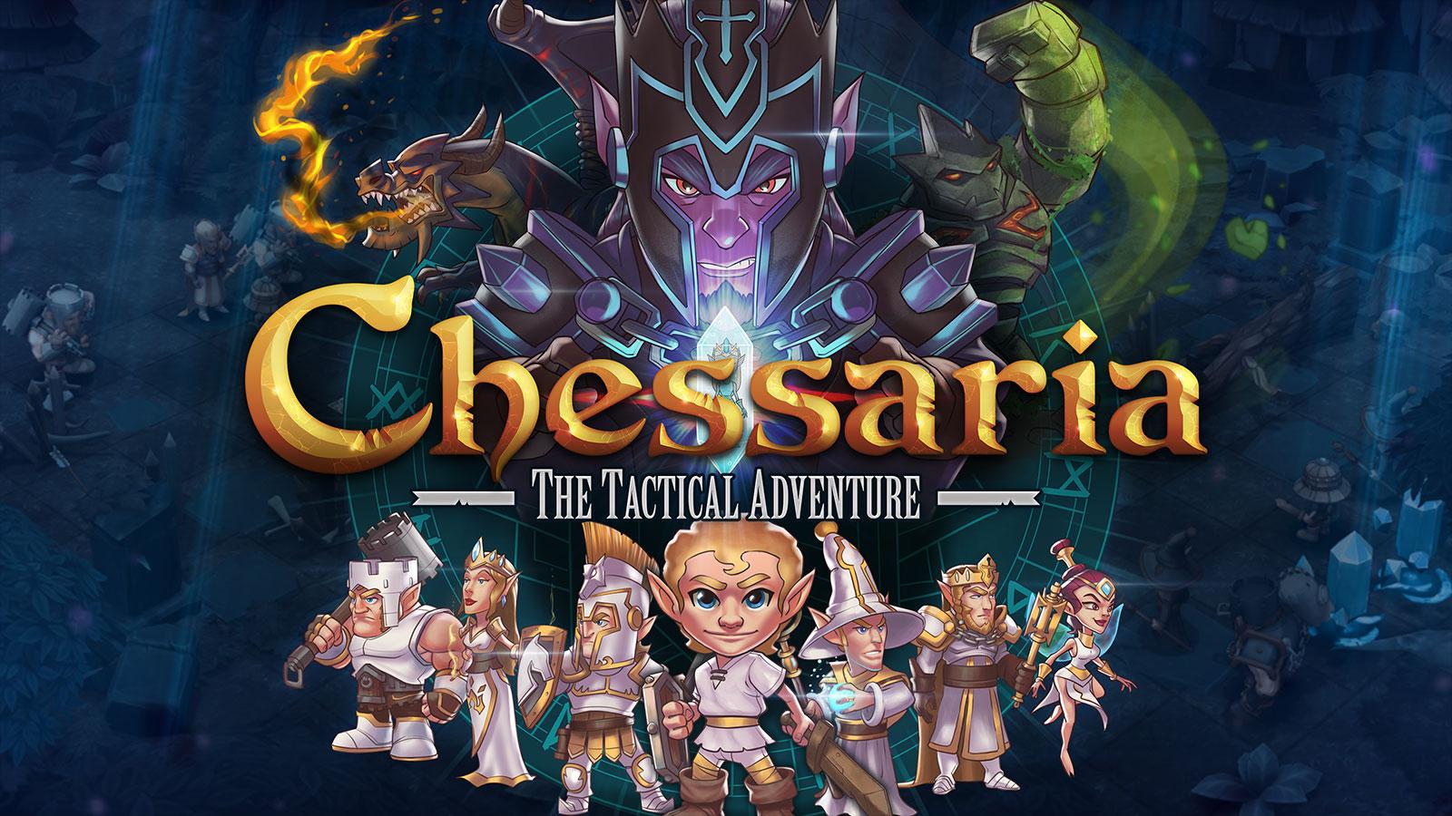 Chessaria Splashscreen 1600x900
