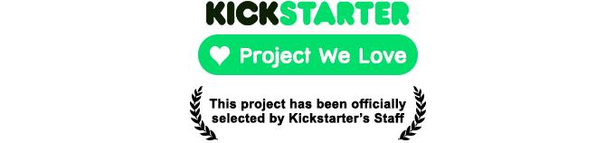 Kickstarter project we love