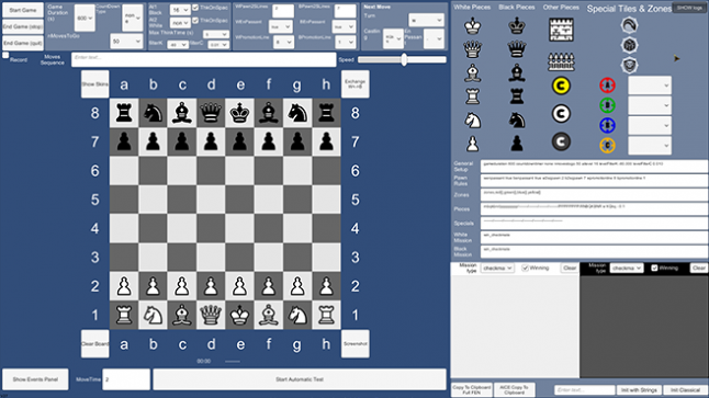 chessaria chess level editor