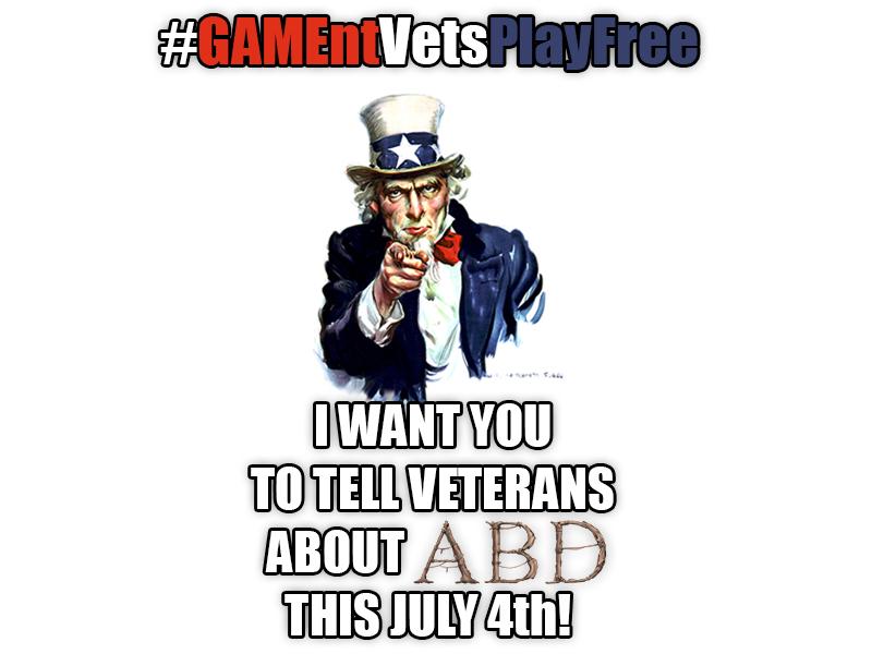 ABD Veterans F2P
