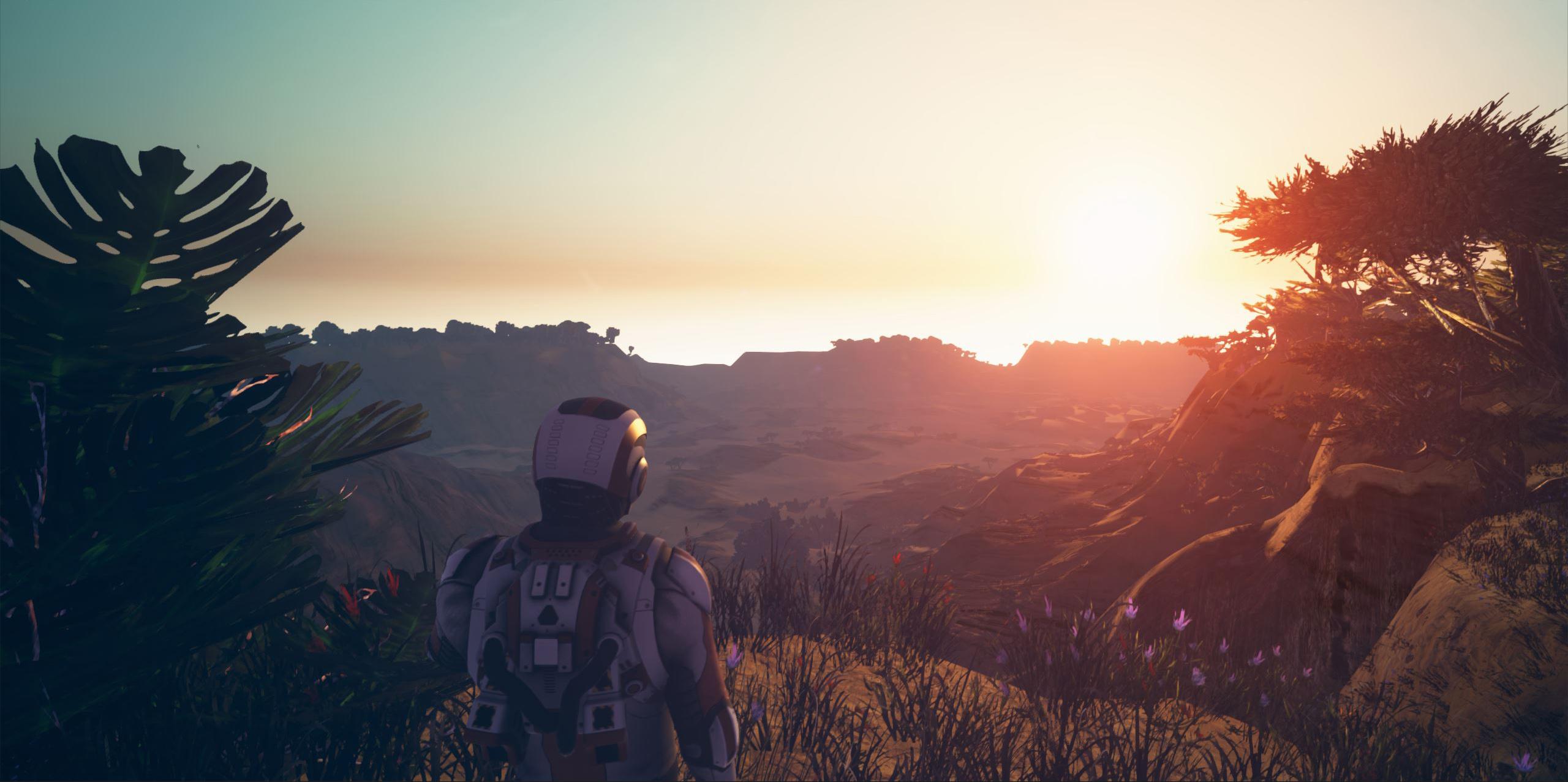 Westworld in Planet Nomads