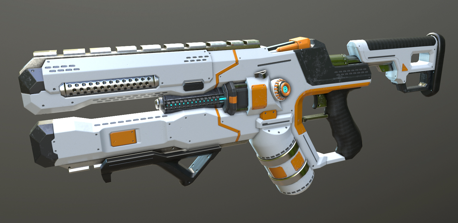 Pulse Defense Rifle PWR