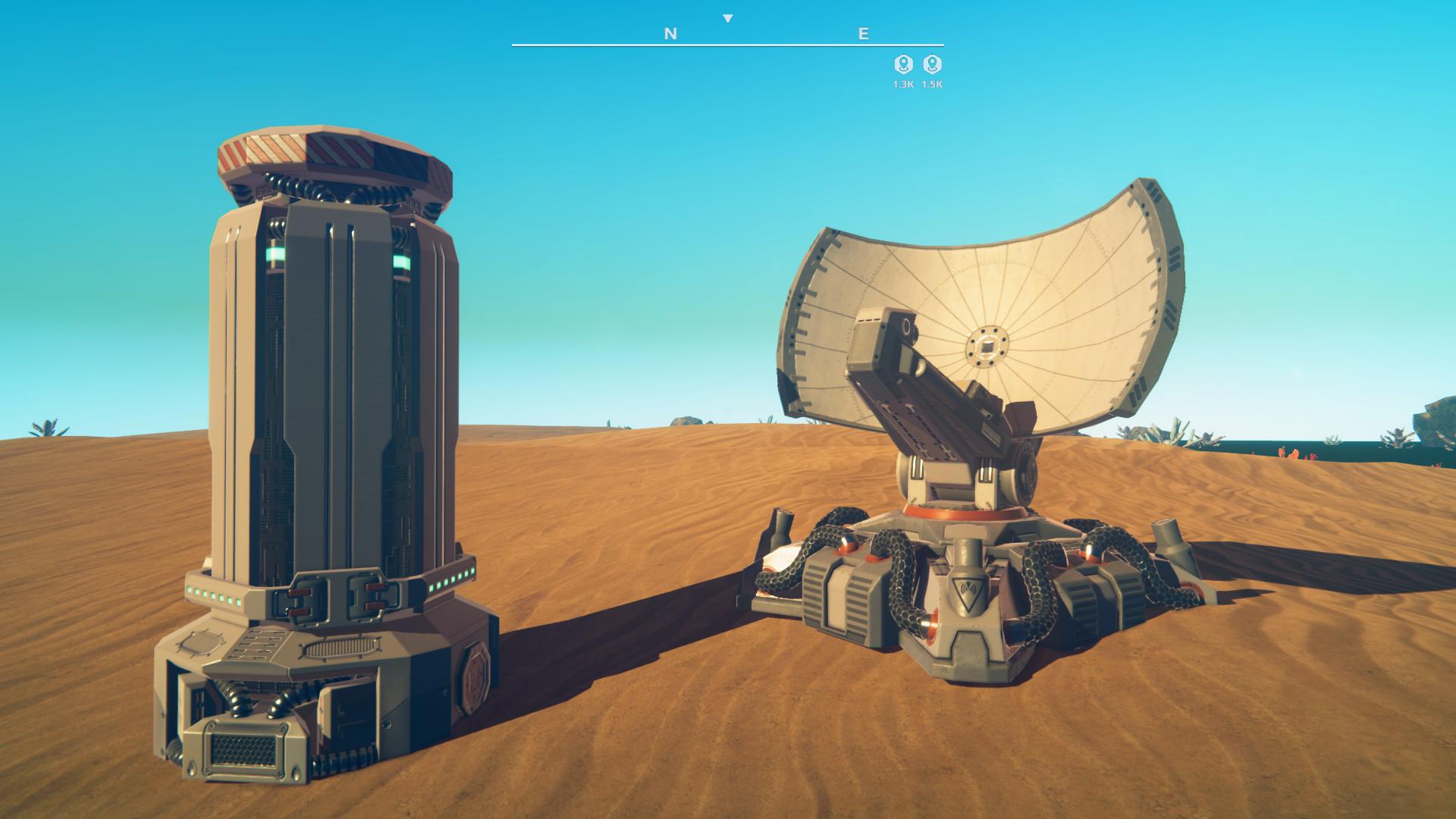Radar Activated