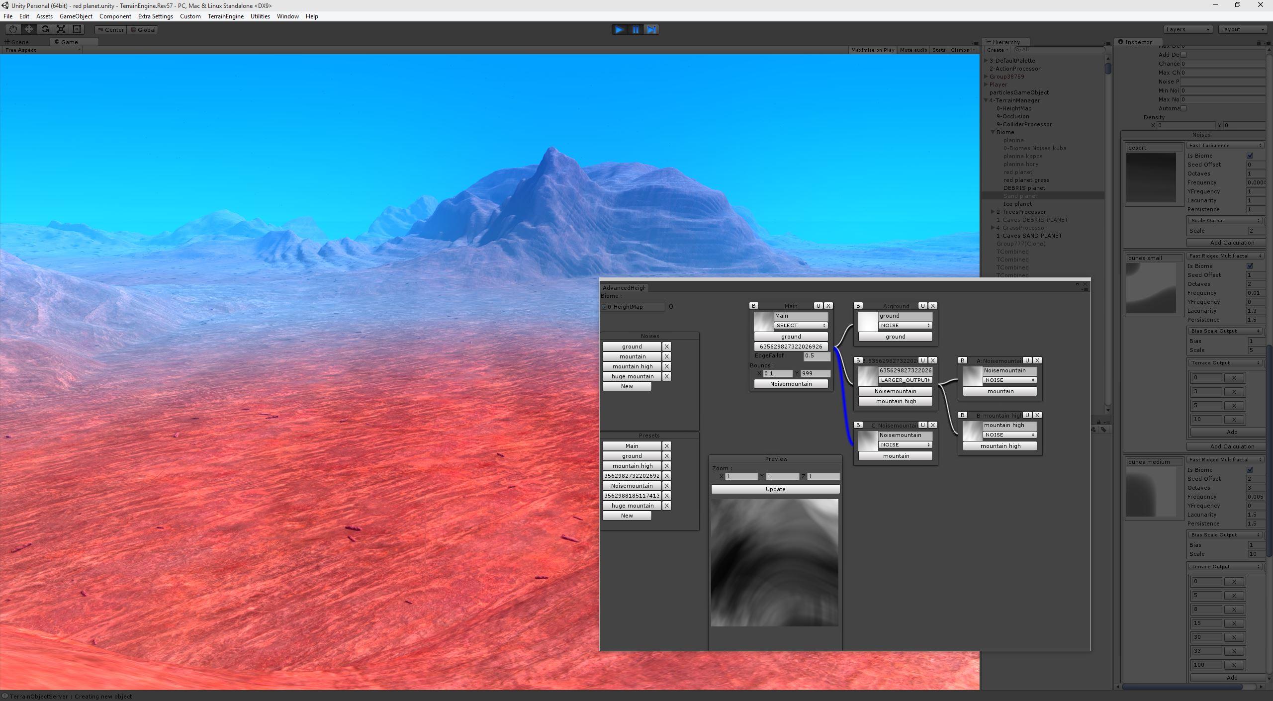 terrain editor