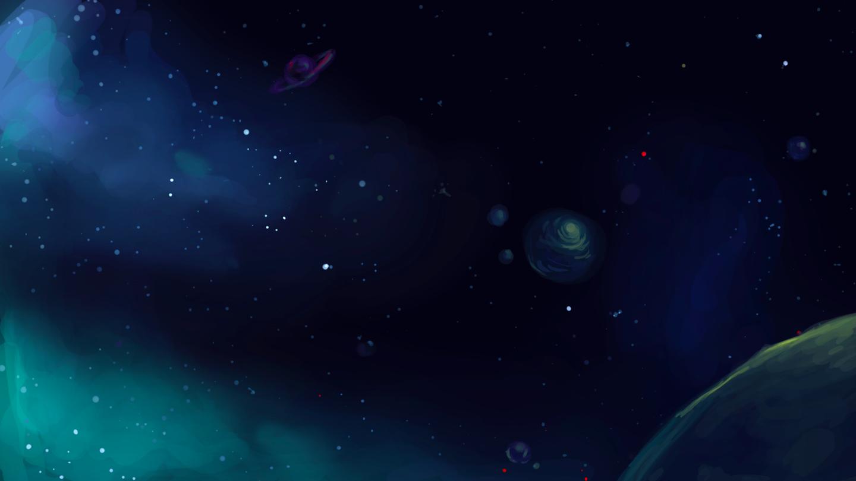 space bg
