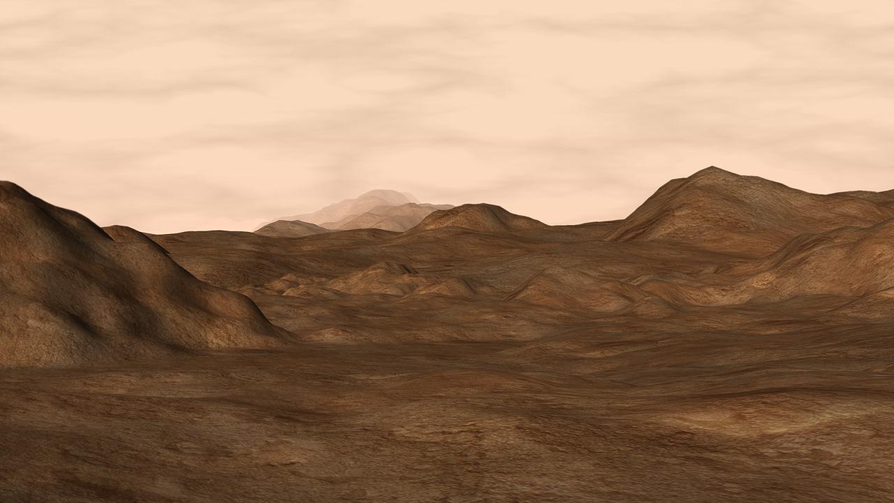 mars wasteland