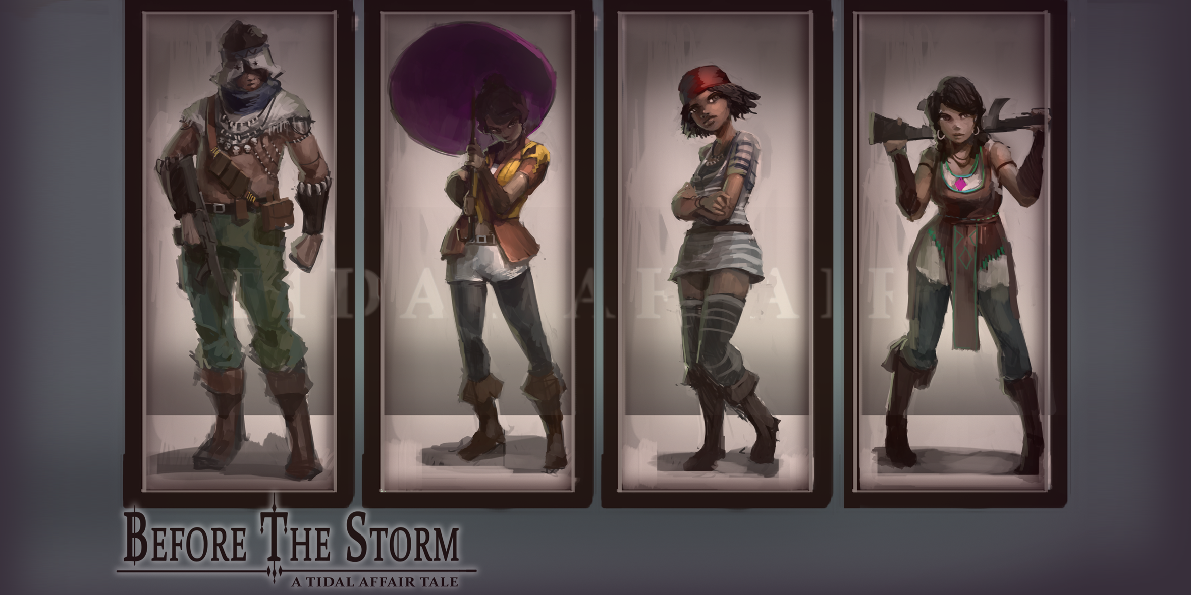Before The Storm Characters Twit
