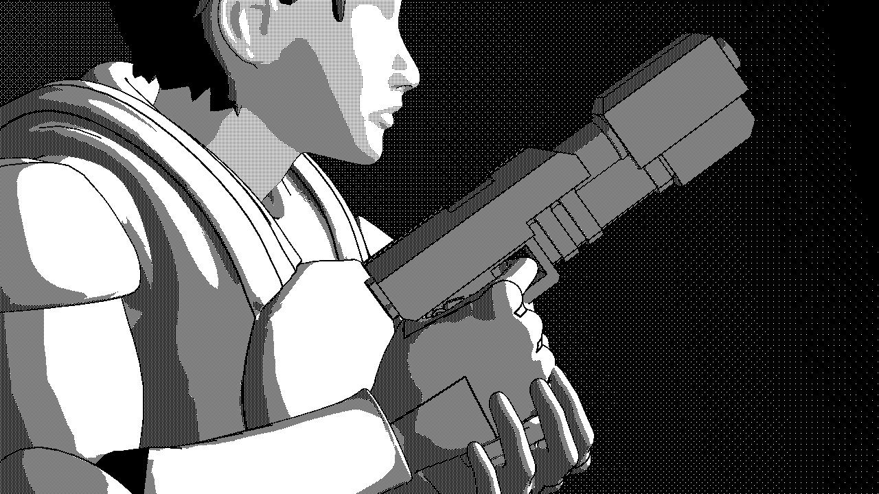FEMALE Pistol