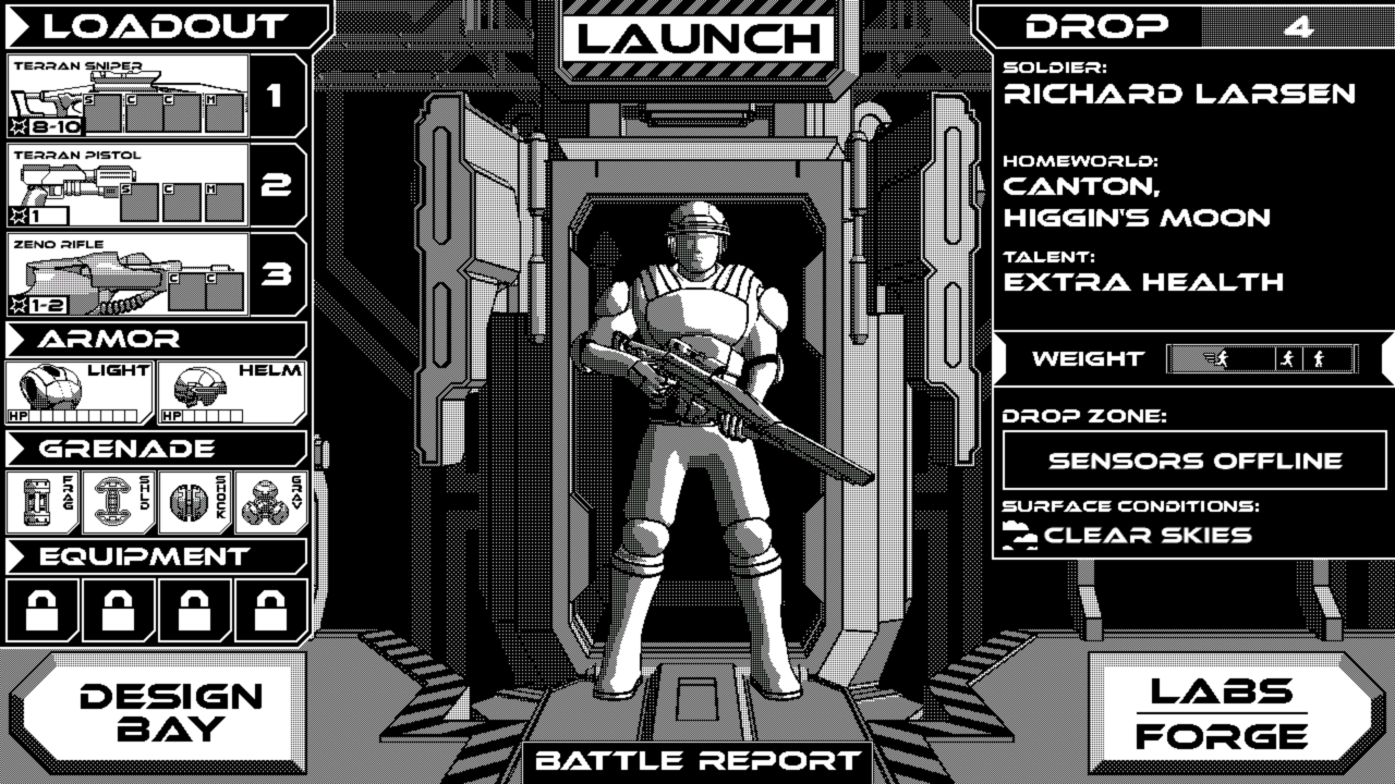 Rogue Invader Screenshot 2