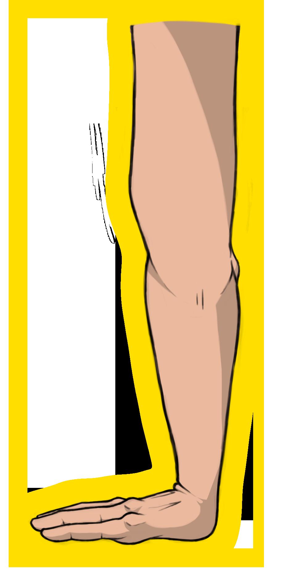 Mysterious Arm