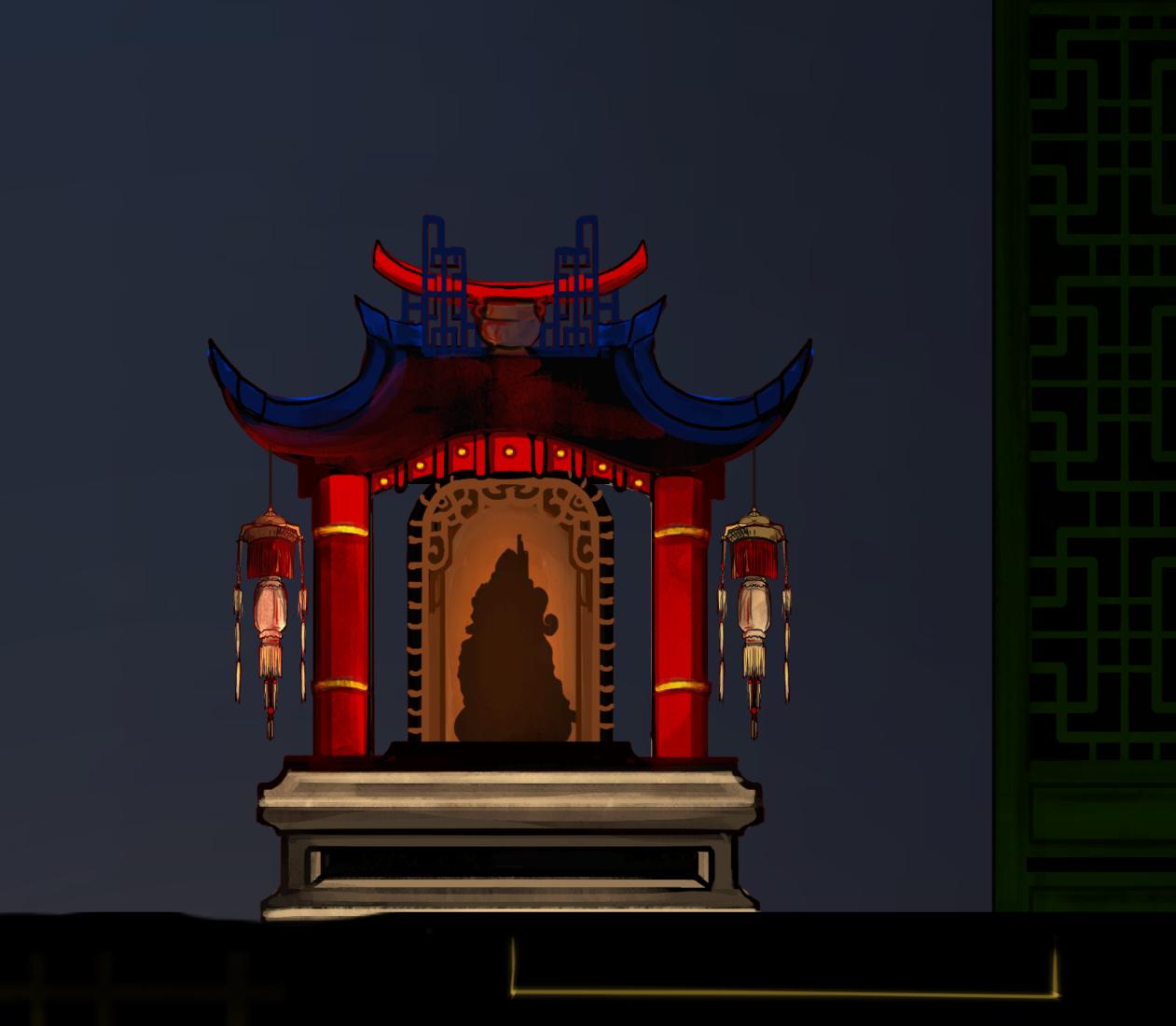 Statue Slot New