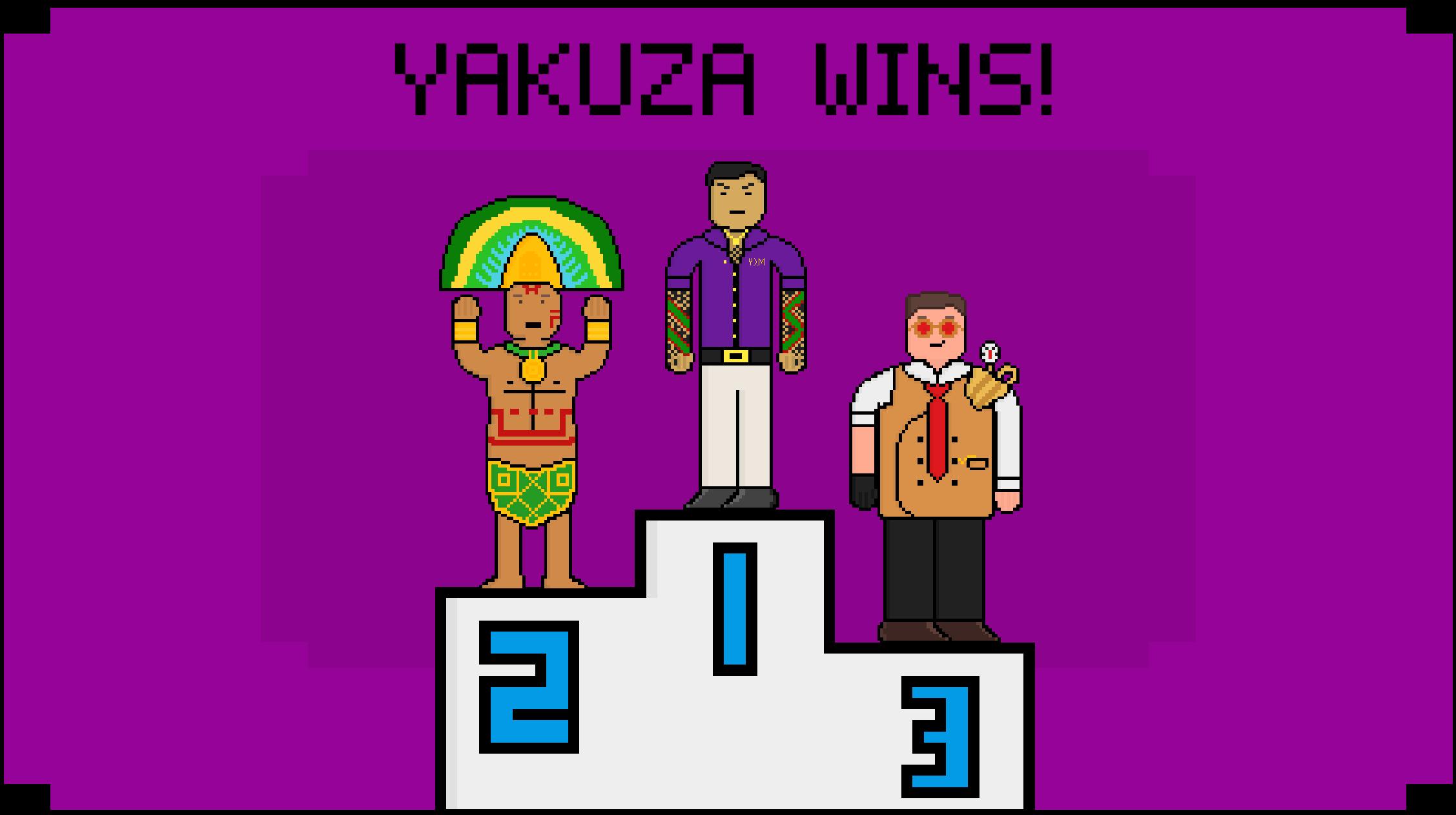 Yakuza Wins