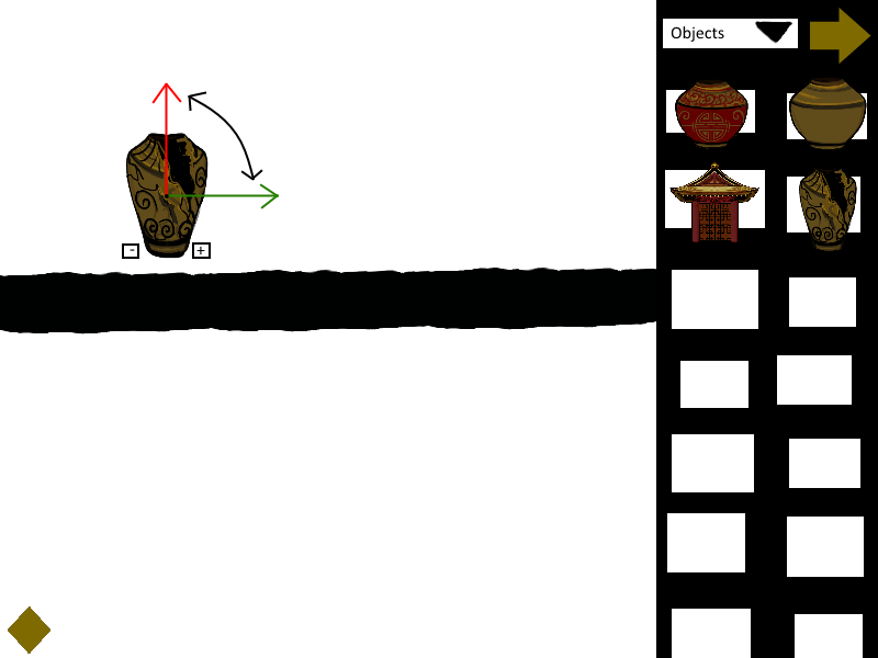 Object Placement Concept