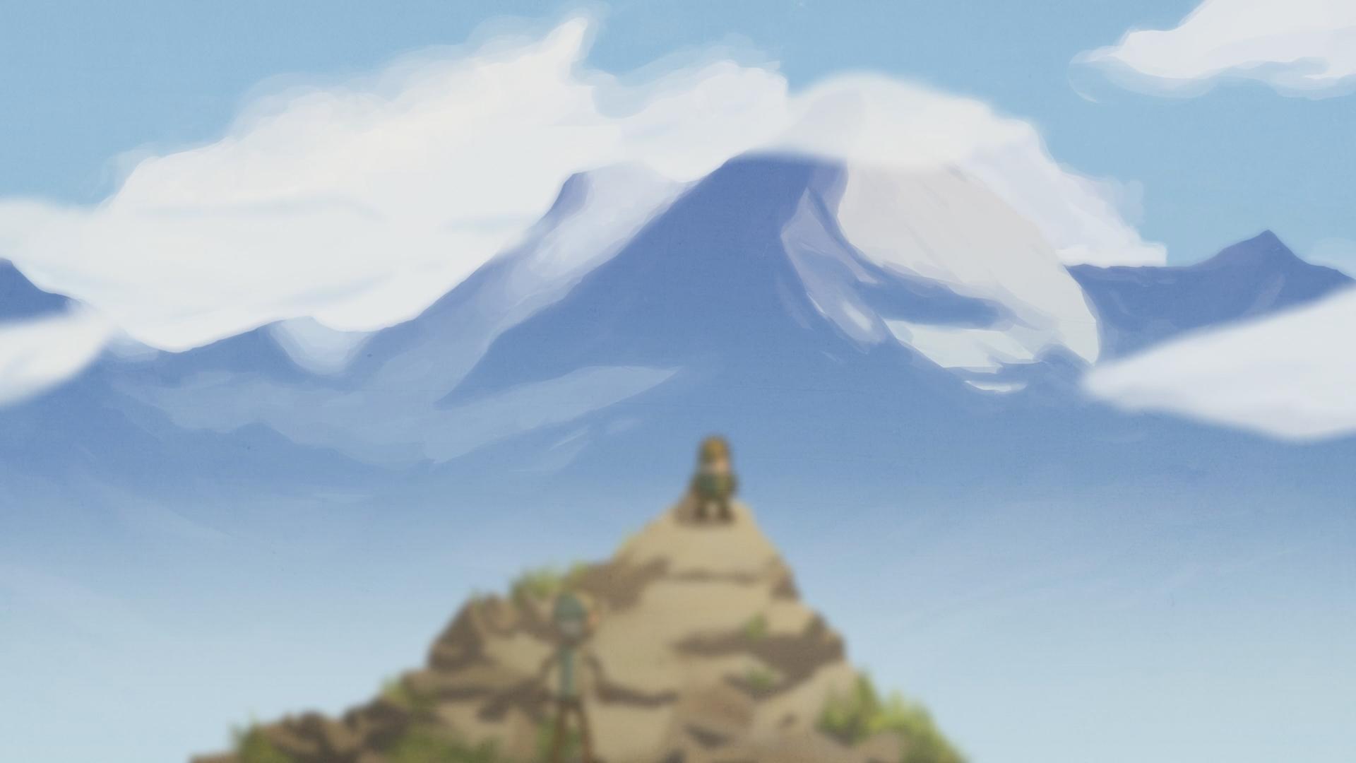 Trailer mountaintop