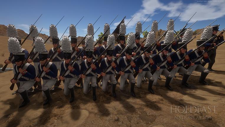 Holdfast NaW - Prussian Guard 1