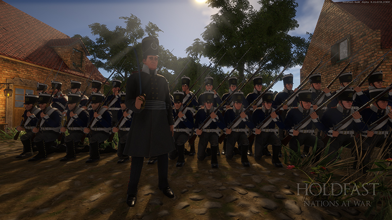 Holdfast NaW - Prussian Infantry