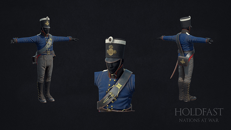 Holdfast NaW   Prussian Cannonee