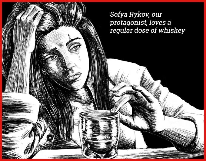 Sofya and Whiskey