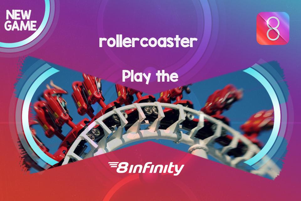 8infinity   feel rollercoaster